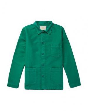 Пиджак LE MONT ST MICHEL. Цвет: зеленый