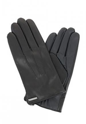 Перчатки CORNELIANI. Цвет: черный