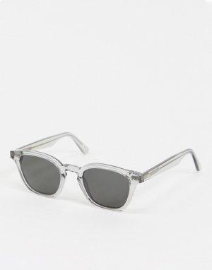 Серые солнцезащитные очки Monokel-Серый Monokel Eyewear