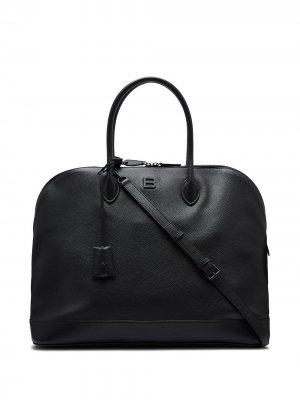 Большая сумка-тоут Ville Supple Balenciaga. Цвет: черный