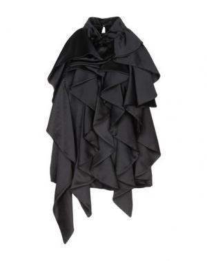 Топ без рукавов ANNARITA N. Цвет: черный