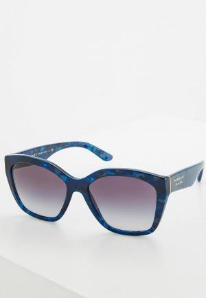 Очки солнцезащитные Burberry BE4261 36868G. Цвет: синий