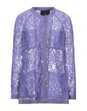 Пиджак COMPAGNIA ITALIANA. Цвет: фиолетовый