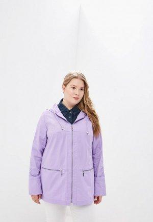 Ветровка Wiko. Цвет: фиолетовый