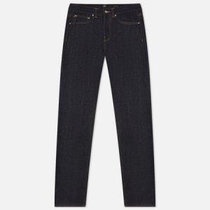 Мужские джинсы ED-80 Red Listed Selvage Denim 14 Oz Edwin. Цвет: синий