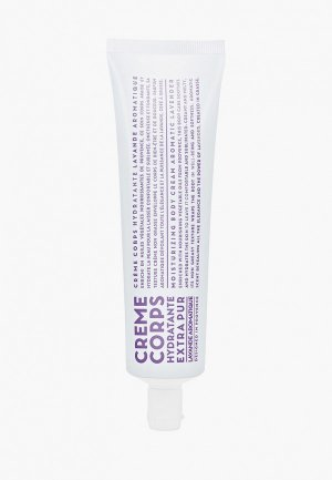 Крем для тела Compagnie de Provence смягчающий Ароматная Лаванда/Aromatic Lavender, 100 мл. Цвет: прозрачный