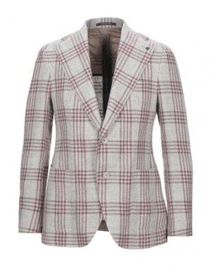 Пиджак PINO LERARIO. Цвет: серый
