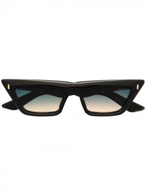 Солнцезащитные очки Debbie Jacques Marie Mage. Цвет: коричневый