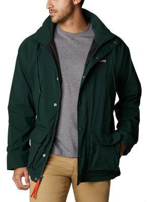 Ветровка мужская Field ROC™ Decoy™1986, размер 48-50 Columbia. Цвет: зеленый