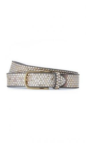 Pyramid Studded Belt B.