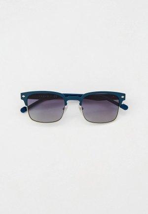 Очки солнцезащитные Vogue® Eyewear VO4194S 323S4L. Цвет: синий