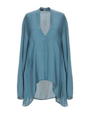Блузка B.YU. Цвет: цвет морской волны
