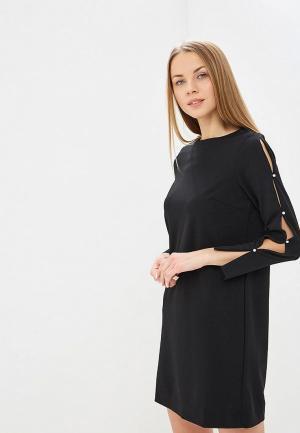 Платье Ostin O'stin. Цвет: черный