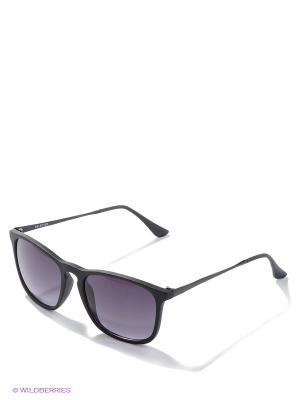 Солнечные очки SELECTED. Цвет: темно-синий