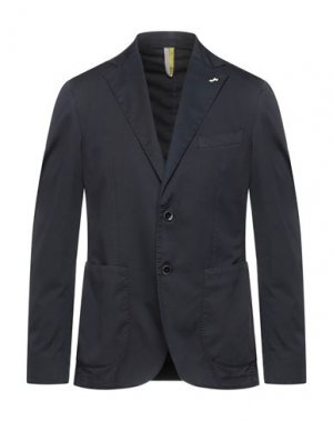 Пиджак HARMONT&BLAINE. Цвет: темно-синий