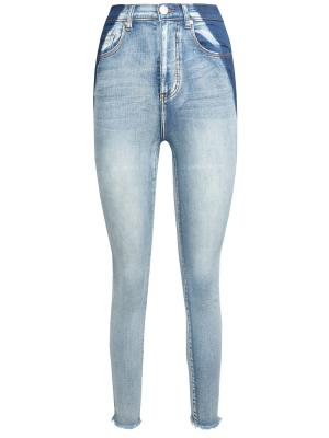 Зауженные джинсы ONE X TEASPOON