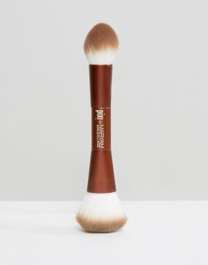 Кисть для стробинга и контурирования & Maryam Maquillage Pixi. Цвет: бесцветный