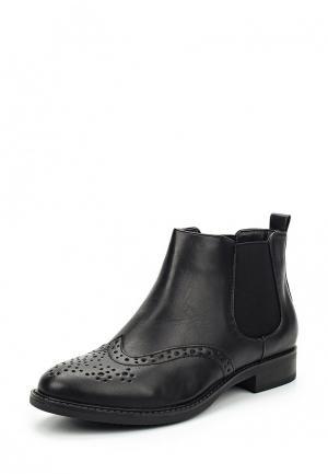 Ботинки Renda. Цвет: черный