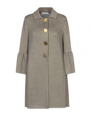Легкое пальто CHARLOTT. Цвет: золотистый