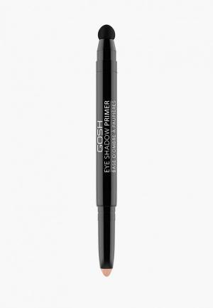 Праймер для век Gosh Eye Shadow Primer, 1,4 г, 001 Nude. Цвет: бежевый