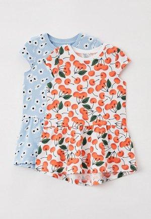 Платья 2 шт. Name It. Цвет: разноцветный