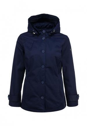 Куртка Lawine. Цвет: синий