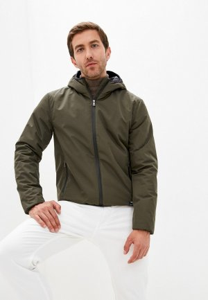 Куртка утепленная Canadian. Цвет: хаки