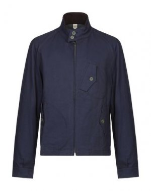 Куртка BARACUTA. Цвет: темно-фиолетовый