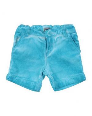 Джинсовые брюки GRANT GARÇON BABY. Цвет: лазурный