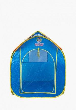 Игрушка Росмэн Палатка, 83х100х80см. Цвет: разноцветный