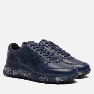 Мужские кроссовки Mick 1807 Premiata. Цвет: синий