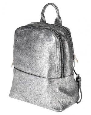 Рюкзаки и сумки на пояс INNUE'. Цвет: серебристый