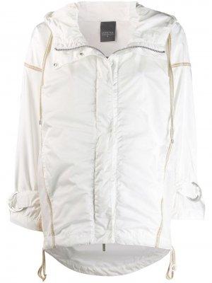 Куртка-дождевик с капюшоном Lorena Antoniazzi