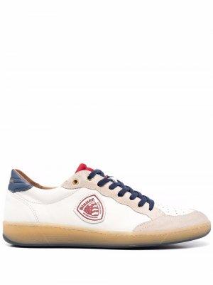 Кроссовки Murray Blauer. Цвет: белый