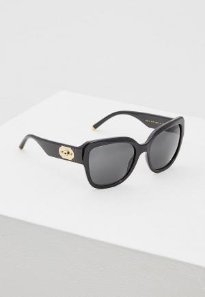 Очки солнцезащитные Dolce&Gabbana DG6118 501/87. Цвет: черный