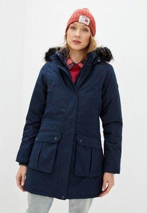 Куртка утепленная Regatta Sefarina. Цвет: синий
