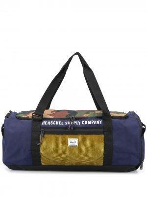 Дорожная сумка Sutton Herschel Supply Co.. Цвет: синий