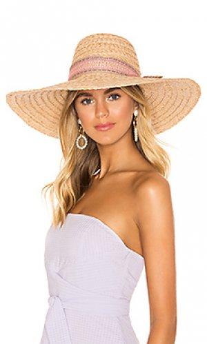 Шляпа azteca ale by alessandra. Цвет: цвет загара