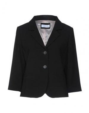 Пиджак CARACTÈRE. Цвет: черный