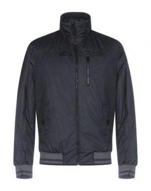 Куртка CERRUTI 1881. Цвет: темно-синий