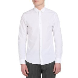 Рубашка J30J314166 белый CALVIN KLEIN JEANS