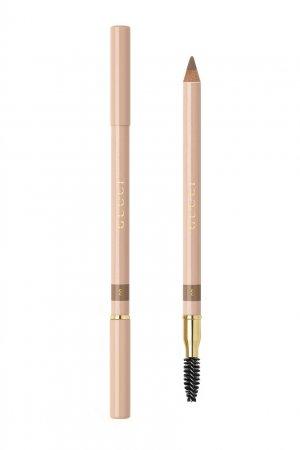 Crayon Définition Sourcils – Пудровый карандаш для бровей 2 Blond Gucci Beauty. Цвет: бежевый