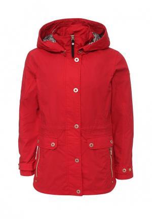 Куртка Luhta MAIRE. Цвет: красный