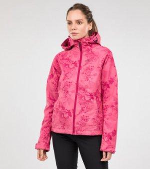 Ветровка женская , размер 44 Outventure. Цвет: розовый