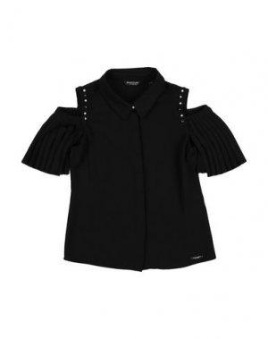 Pубашка MARCIANO. Цвет: черный