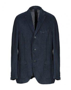 Пиджак PAVIN. Цвет: синий