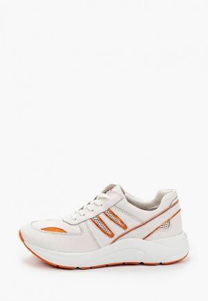 Кроссовки Caprice увеличенная полнота H, Comfort. Цвет: серый