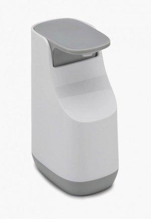 Дозатор для мыла Joseph Slim. Цвет: серый