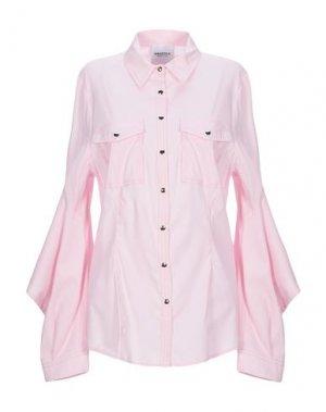 Pубашка ANNARITA N TWENTY 4H. Цвет: розовый
