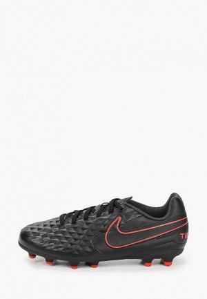 Бутсы Nike JR LEGEND 8 CLUB FG/MG. Цвет: черный